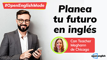 profesora de open english