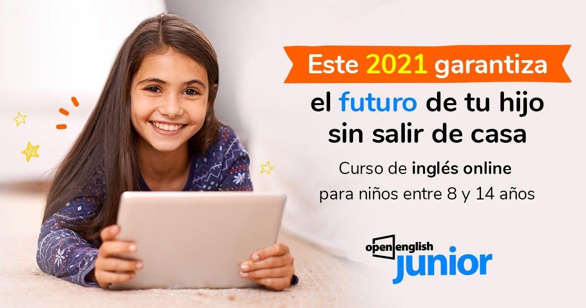 Open English Junior Curso Online De Ingles Para Ninos